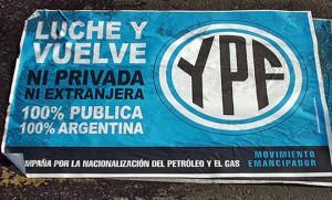 La demagogia argentina con YPF