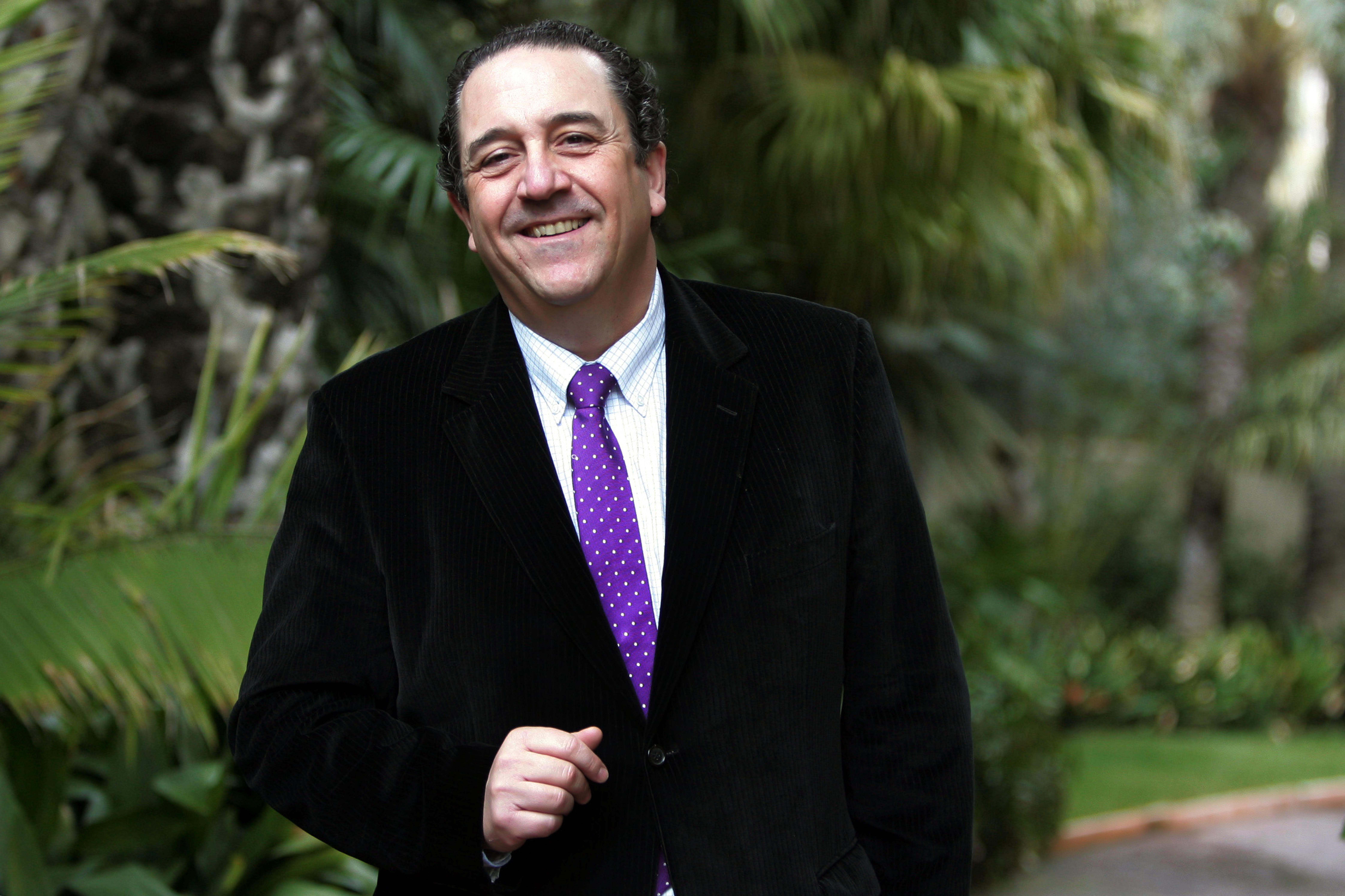 Director médico Dr. Soler