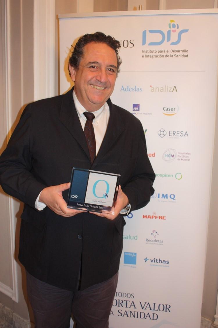 Dr. Fernando Soler, QH, IDIS