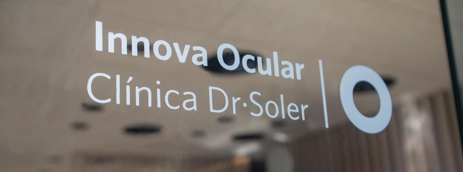 Logo Innova Ocular Dr. Soler