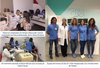 2016 06 09 Momentos de la primera Jornada de Salud Visual de Tempe e Innova Ocular Dr. Soler